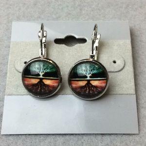 Jewelry - New Tree of Life Earrings